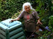 Aimée talks about composting