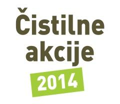 Čistilne akcije 2013