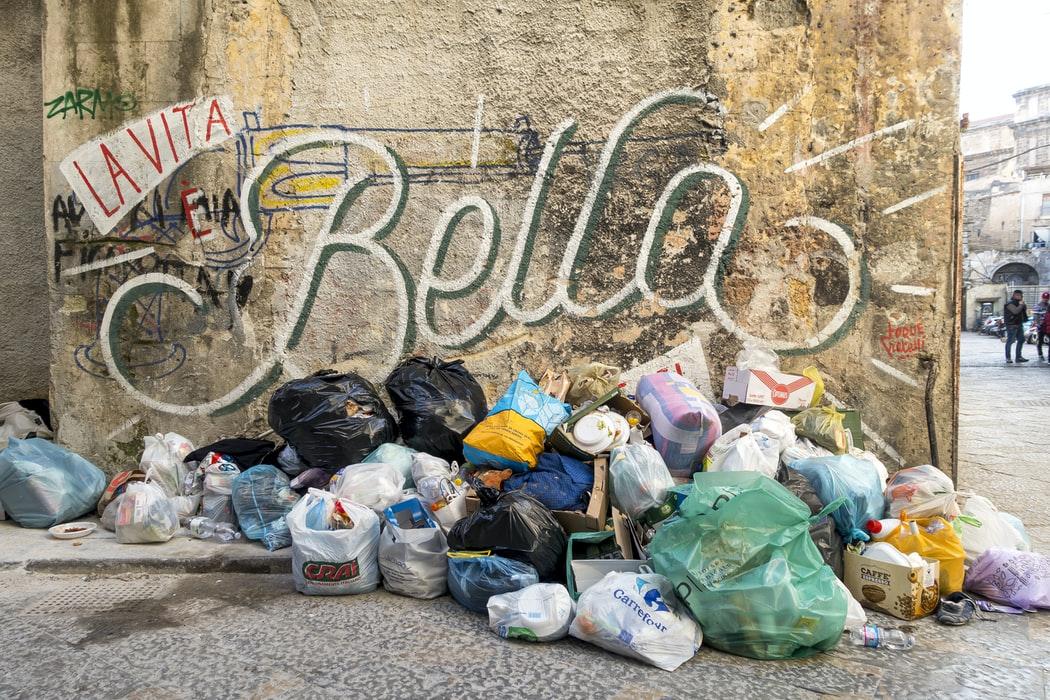 Koš za bio odpadke